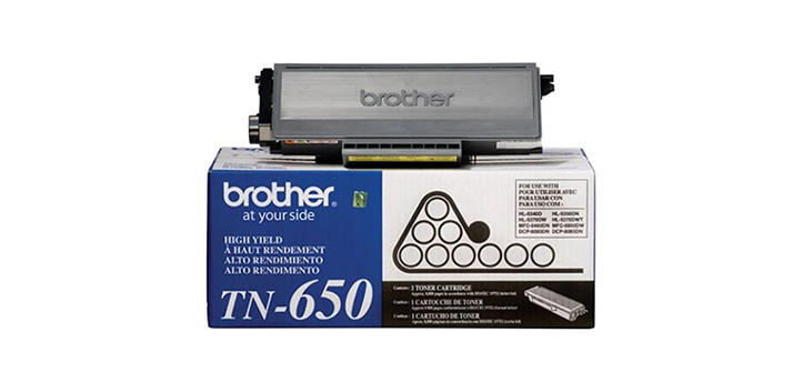 Toner Brother Preto e Colorido - 1